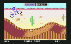 California Games C64 20