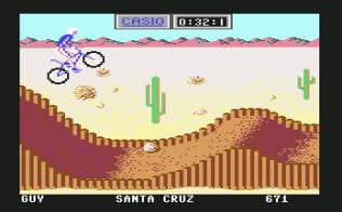 California Games C64 20