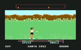 California Games C64 21