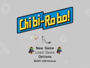 Chibi-Robo Gamecube 01