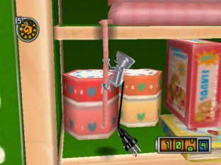 Chibi-Robo Gamecube 12