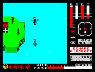 Cyclone ZX Spectrum 12