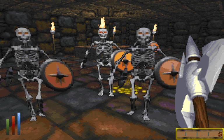 the elder scrolls chapter ii daggerfall free download