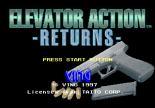 Elevator Action Returns Saturn 02