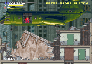 Elevator Action Returns Saturn 06