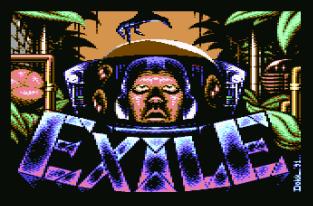 Exile C64 01