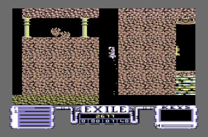Exile C64 09