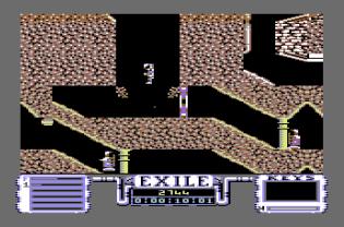Exile C64 10
