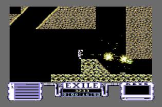 Exile C64 19