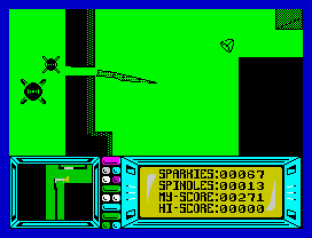Fat Worm Blows A Sparky ZX Spectrum 10