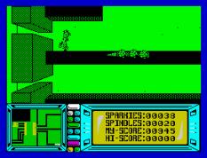 Fat Worm Blows A Sparky ZX Spectrum 11