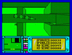 Fat Worm Blows A Sparky ZX Spectrum 12