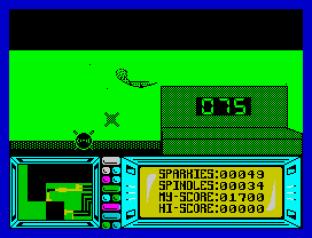 Fat Worm Blows A Sparky ZX Spectrum 13