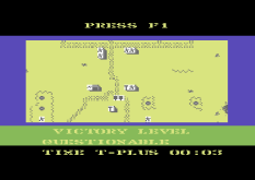 Field of Fire C64 11