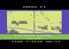 Field of Fire C64 15