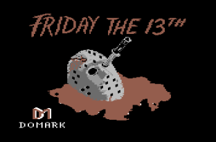 Friday the 13th C64 01