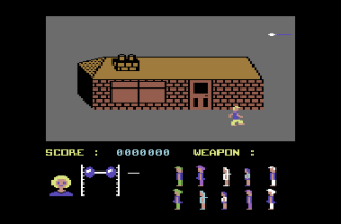 Friday the 13th C64 12