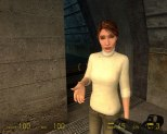 Half-Life 2's Source engine made great advances with character modelling and animation.
