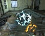 Gravity Gun deals with this intelligent mine.
