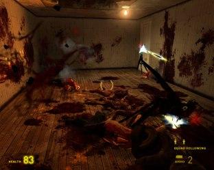 Bloodbath room!