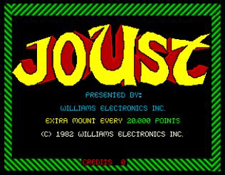 Joust Arcade 01