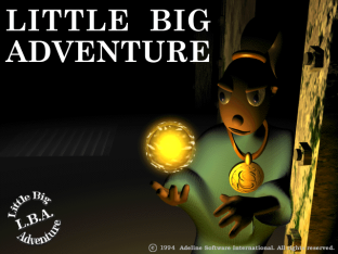 Little Big Adventure PC 01