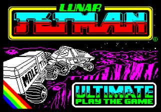Lunar Jetman ZX Spectrum 01