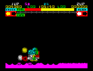 Lunar Jetman ZX Spectrum 09