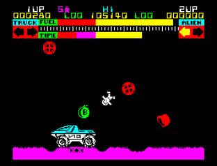 Lunar Jetman ZX Spectrum 12