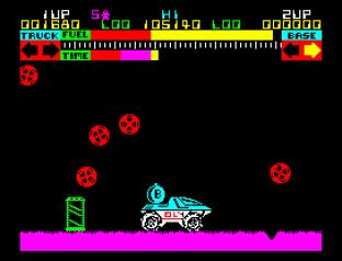 Lunar Jetman ZX Spectrum 20