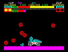 Lunar Jetman ZX Spectrum 21