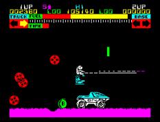 Lunar Jetman ZX Spectrum 22