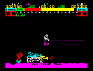 Lunar Jetman ZX Spectrum 23