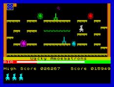 Manic Miner ZX Spectrum 10
