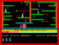 Manic Miner ZX Spectrum 11