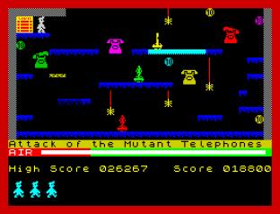Manic Miner ZX Spectrum 12