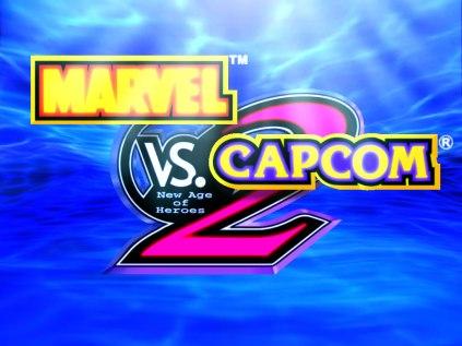 Marvel vs Capcom 2 Dreamcast 01