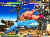 Marvel vs Capcom 2 Dreamcast 06