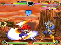 Marvel vs Capcom 2 Dreamcast 07