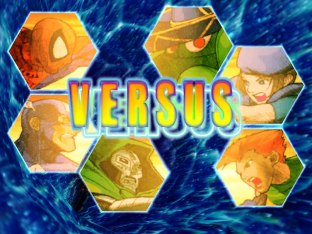 Marvel vs Capcom 2 Dreamcast 09