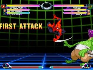 Marvel vs Capcom 2 Dreamcast 10