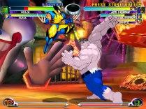 Marvel vs Capcom 2 Dreamcast 13