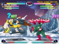 Marvel vs Capcom 2 Dreamcast 15