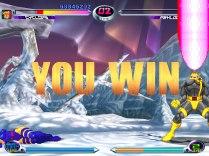 Marvel vs Capcom 2 Dreamcast 16