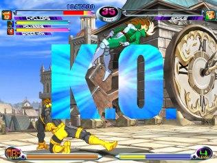 Marvel vs Capcom 2 Dreamcast 21
