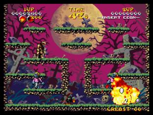 Nightmare in the Dark Neo Geo King of Grabs 009