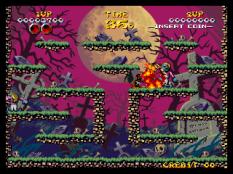 Nightmare in the Dark Neo Geo King of Grabs 010