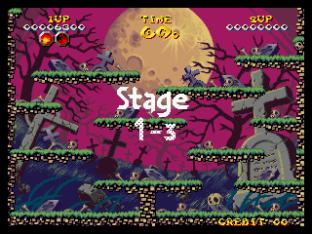 Nightmare in the Dark Neo Geo King of Grabs 012