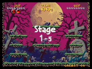 Nightmare in the Dark Neo Geo King of Grabs 020
