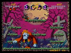 Nightmare in the Dark Neo Geo King of Grabs 021